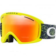 Oakley O2 XL, Galaxy Blue Laser, Fire Iridium