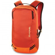 Dakine Poacher 14L, rød/orange