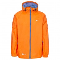 Trespass Qikpac Regnjakke, unisex, orange
