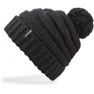 Dakine Schrunch Womens Beanie, sort