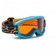 Alpina Carvy 2.0, juniorskibrille, blå