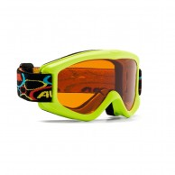 Alpina Carvy 2.0, juniorskibrille, lime