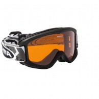 Alpina Carvy 2.0, juniorskibrille, sort