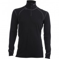 Ulvang Thermo Turtle neck w/zip Ms, sort