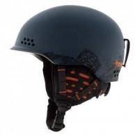 K2 Rival Pro, skihjelm, grå