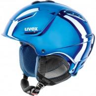Uvex p1us pro chrome LTD skihjelm, blå
