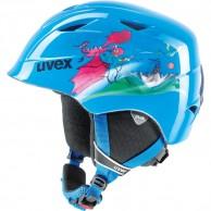 Uvex airwing 2 skihjelm, blå
