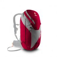 ABS Vario 32 Zip On, taske til lavinerygsæk, rød/grå