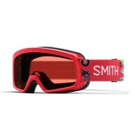 Smith Rascal jr skibrille, rød