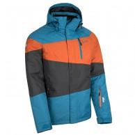 Kilpi Kally-M, skijakke til mænd, blå