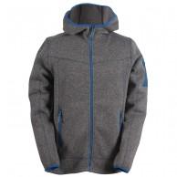 2117 of Sweden Heden fleece jakke, mænd, grå