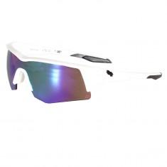 SPY+ Screw White, solbriller, w/Happy Lens