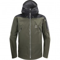 Haglöfs Couloir Jacket, skijakke, mørkegrøn