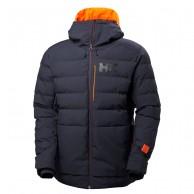 Helly Hansen Pointnorth skijakke, herre, blå