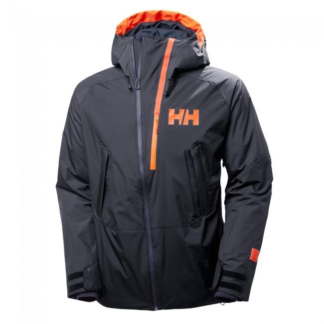 930f3305f97 Helly Hansen Nordal skijakke, herre, blå. Gratis fragt