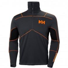 Helly Hansen Lifa Merino Hybrid Top, herre, mørkeblå