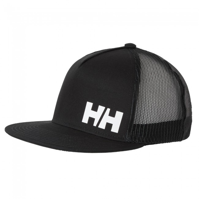 Helly Hansen Trucker er en klassisk cap som er justerbar