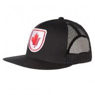Helly Hansen Flatbrim Trucker cap, sort