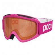 POCito Iris skibrille, junior, Fluorscent Pink