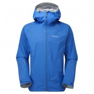 Montane Atomic Jacket, skaljakke, mænd, electric blue