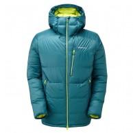 Montane Deep Heat Jacket, dunjakke, blå