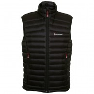 Montane Featherlite Down Vest, herre, sort
