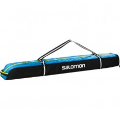 Salomon Extend 1P 135+20 Skibag, sort/blå