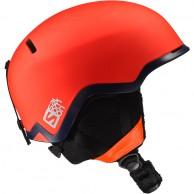 Salomon Hacker, skihjelme, orange
