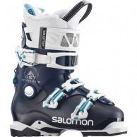 Salomon QST Access 80 W skistøvler, blå