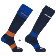 Salomon All Round ski sock, 2 par