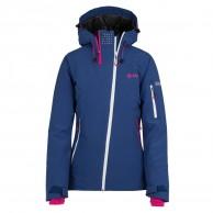 Kilpi Asimetrix-W, skijakke, dame, mørkeblå
