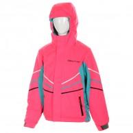 DIEL Felix skijakke, junior, pink