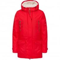 Weather Report Magda regnjakke, damer, rød