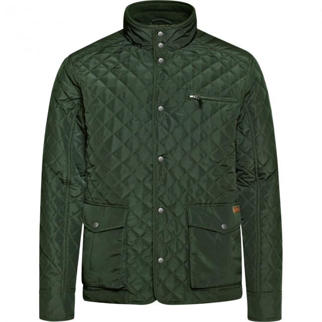 Fraser jakken er en quiltet jakke som egner sig godt til for- og efterårsbrug. Den her en semi-høj krave til isolering så du har en let beskyttelse mod vejret. Den har to sidelommer og en brystlomme. Specifikationer og featuresTo sidelommerÉn brystlommeSemi-høj kraveMaterialer: 100 % Polyester