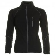 Cairn Lerie W, fleece jakke, dame, sort