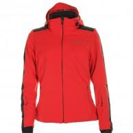 DIEL Brenda skijakke, dame, rød