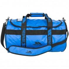 Trespass Blackfriar Waterproof Holdall 75L, dufflebag, blå