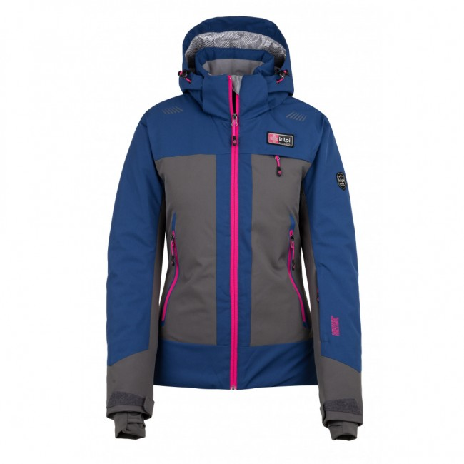 Kilpi Sawa, skijakke, dame, grå