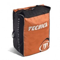 Tecnica Duffle Pack, sort/orange