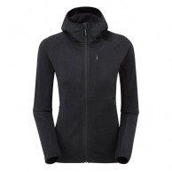 Montane Fury Jacket, dame, sort