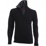Ulvang Rav sweater w/zip, herre, sort
