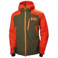 Helly Hansen Stuben skijakke, herre, grøn
