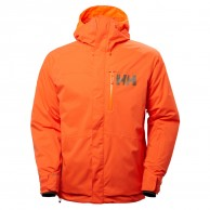 Helly Hansen Vestland skijakke, herre, orange