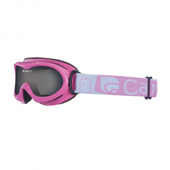 Cairn Bug er en robust og sej skigoggle til de allermindste børn. Med til skibrillen følger en god cylindrisk allround linse.Linsen beskytter naturligvis mod alle UV-stråler og er antidugbehandlet, så den aldrig dugger til. Linsen har også en anti-ridse belægning, så den kan holde til alt, hvad dit barn kan udsætte den for.Modellen passer som udgangspunkt til børn fra 0 - 4 år. Brillen er naturligvis kompatibel med langt de fleste hjelme.Specifikationer og featuresInkl. 1 enkeltlinse (allround)Anti-dug og anti-ridse behandlet linseBeskytter mod 100% af solens UVA- og UVB-stråler