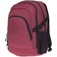 4F Unisex 30L, rygsæk, mørkerød