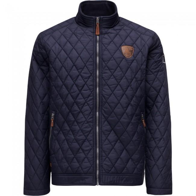 Bertil jakken er en quiltet jakke som egner sig godt til for- og efterårsbrug. Den her en semi-høj krave til isolering så du har en let beskyttelse mod vejret. Den har to sidelommer og en brystlomme. Specifikationer og featuresTo sidelommerSemi-høj kraveMaterialer: 100 % Polyester
