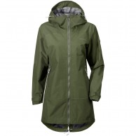 Didriksons Hilde Jacket, dame, peat