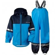 Didriksons Waterman, regnsæt, børn, blå