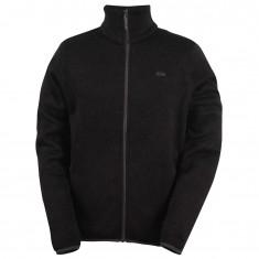 2117 of Sweden Tobo fleece jakke, mænd, sort