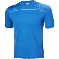 Helly Hansen Merino Light SS, herre, blå